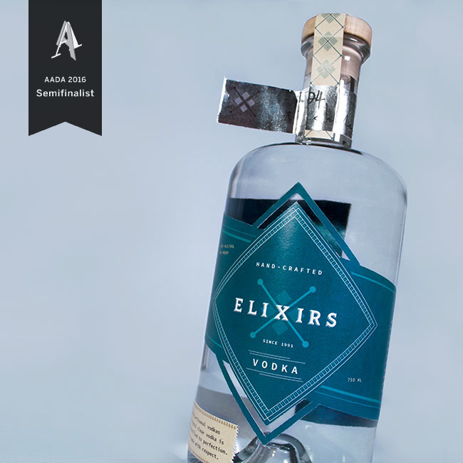 Elixirs Vodka